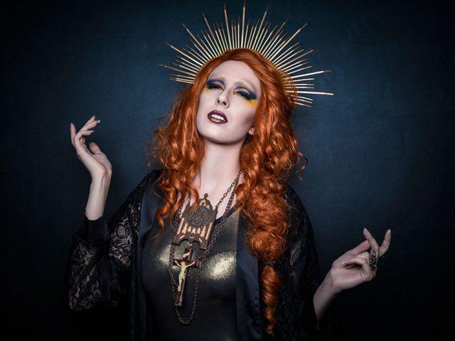 Dark Saint: Styled Shoot with Anna Swiczeniuk