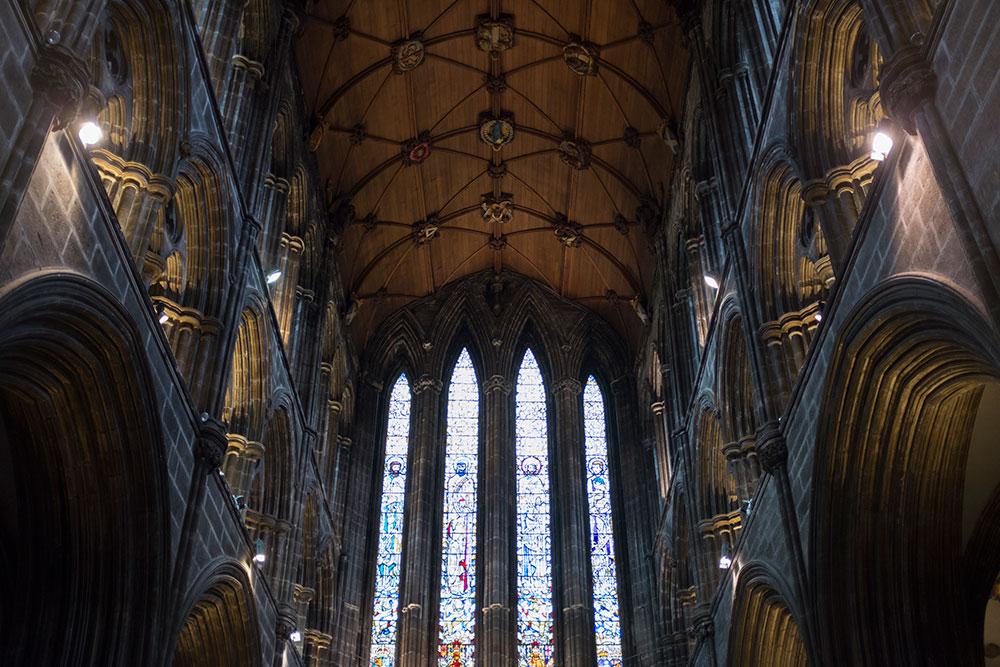 Glasgow Cathedral © Tigz Rice Studios