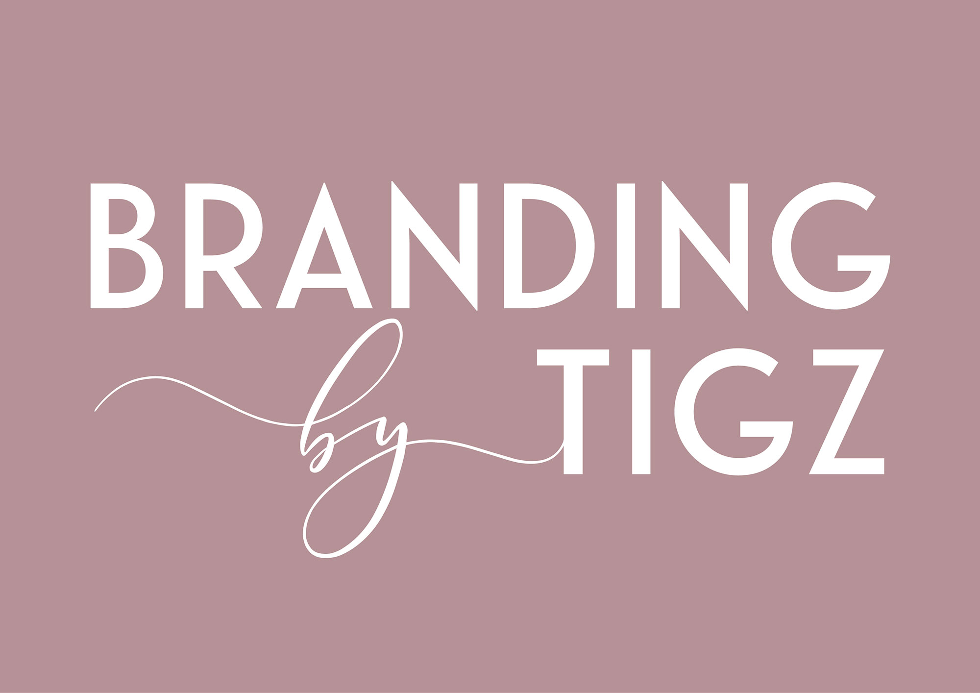 Branding By Tigz - Brand Photography and digital content services