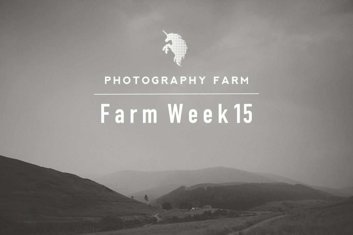 Farm Week 2015 Masterclass