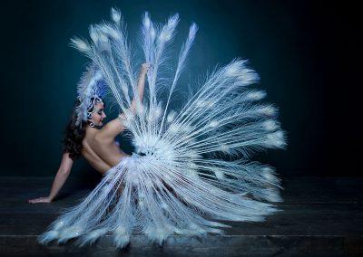 Boudoir Photographer Hertfordshire, Jolie Papilon Burlesque