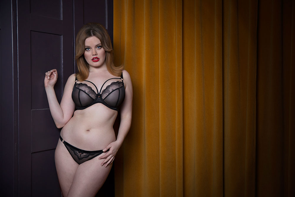 Scantilly The New Sexy Diversity Lingerie Campaign