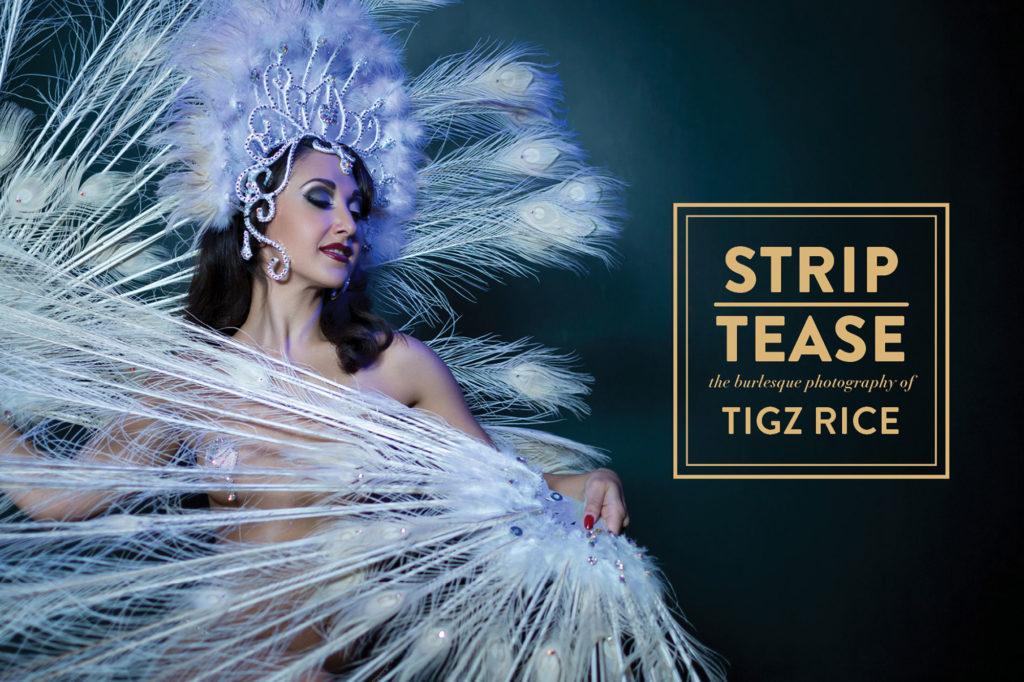 Burlesque Books - Tigz Rice