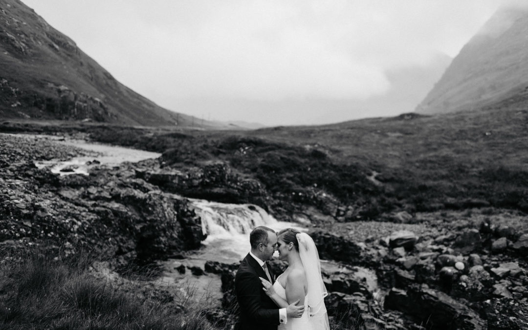 Our Glencoe Elopement