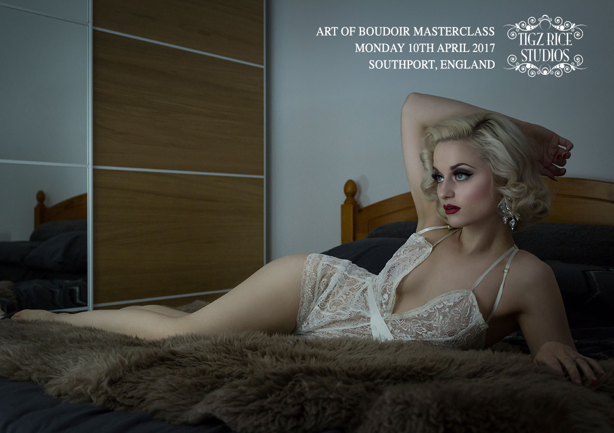 Art of Boudoir Masterclass 2017