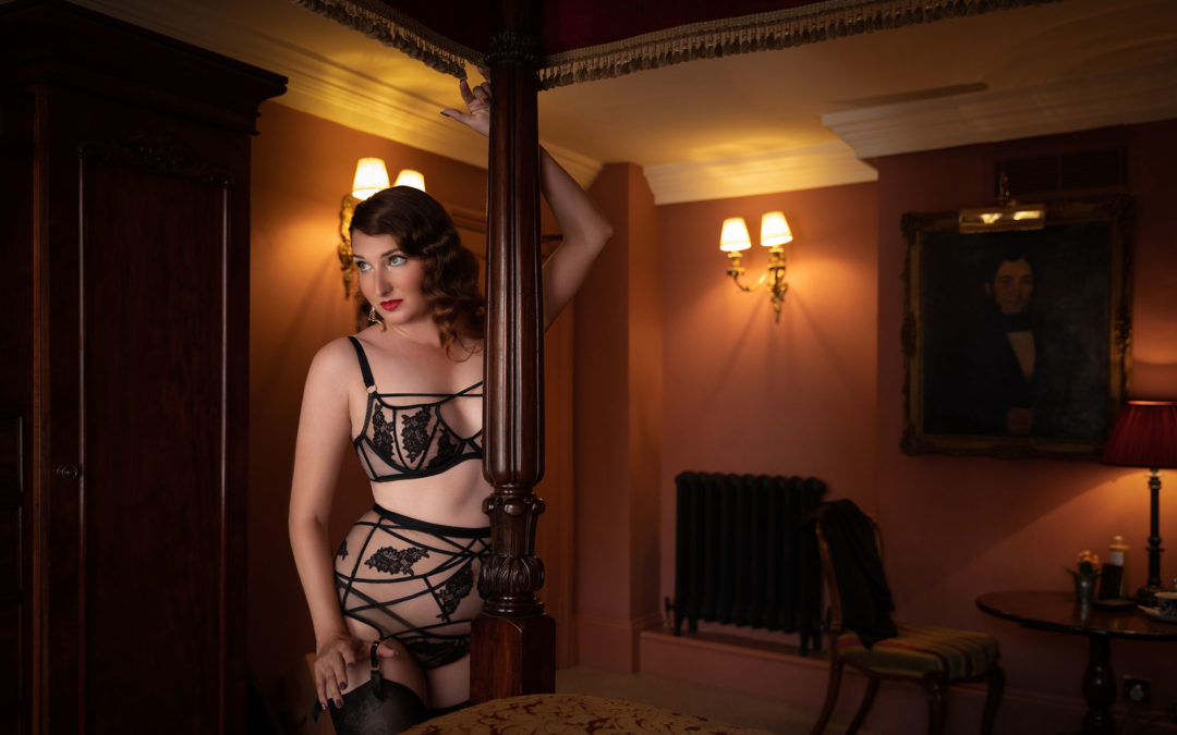 An Interview With: Boudoir Client Callie Connelly