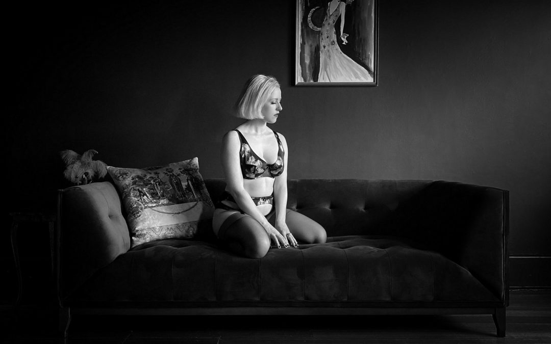 An Interview With: Virtual Boudoir Client Charlotte Dallison