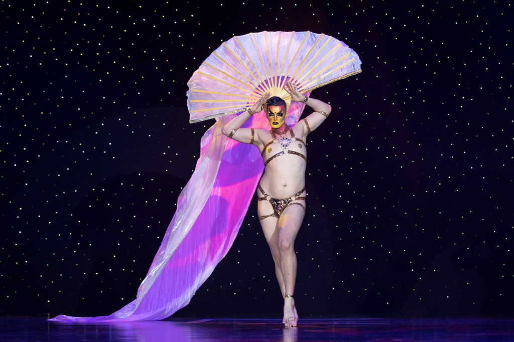 29th Annual Tournament Of Tease at Burlesque Hall of Fame 2019 © Tigz Rice Ltd 2019. https://www.tigzrice.com
