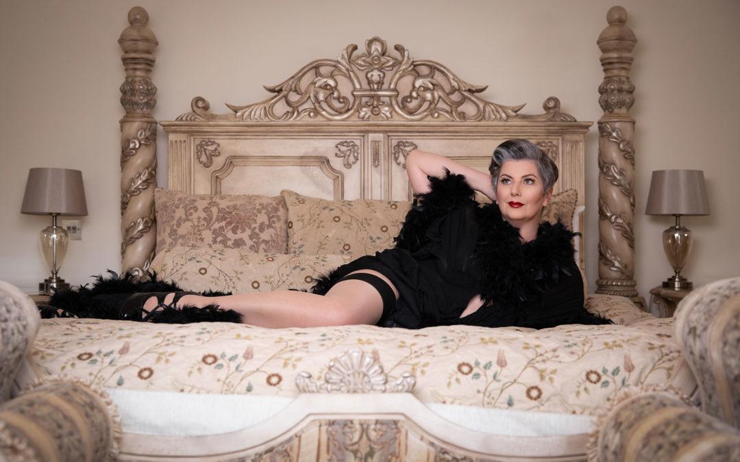 An Interview With: Burlesque Performer Pupin De Vert