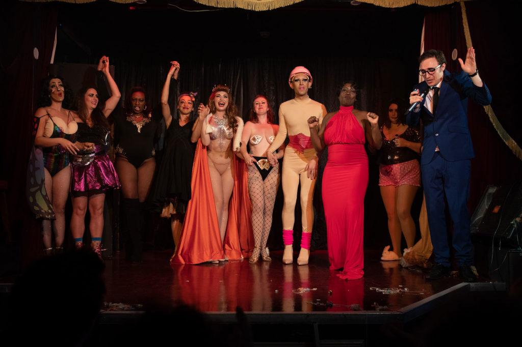 Dealer's Choice: Extravaganza! cast 2019
