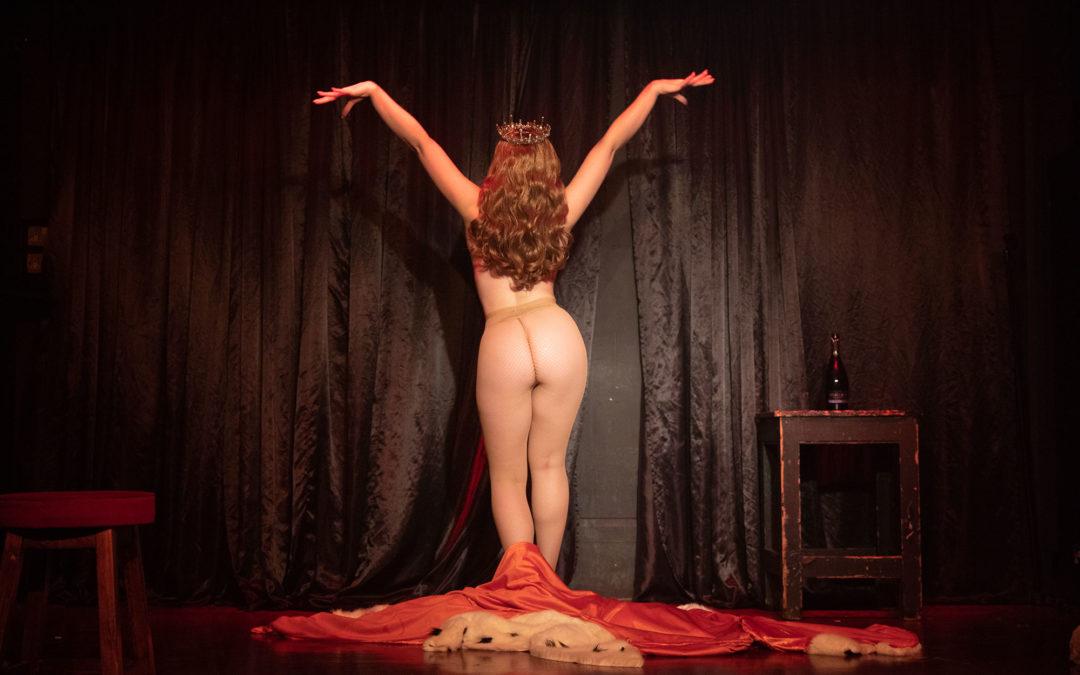 Cabaret Roulette: Dealer's Choice – Extravaganza!