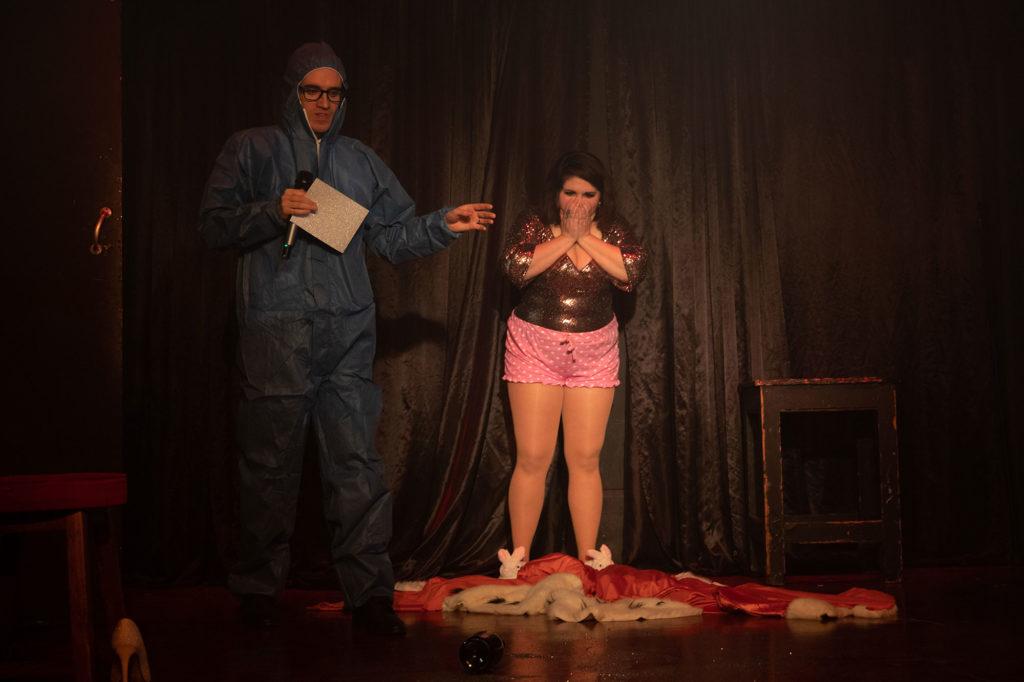 Dealer's Choice: Extravaganza! - Jack Stark and Rosie Kohl