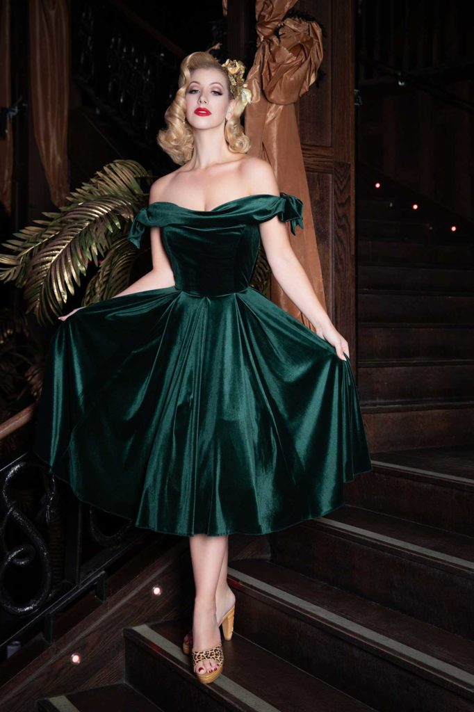 Boudoir Inspired Christmas Gifts - The Pretty Dress Company