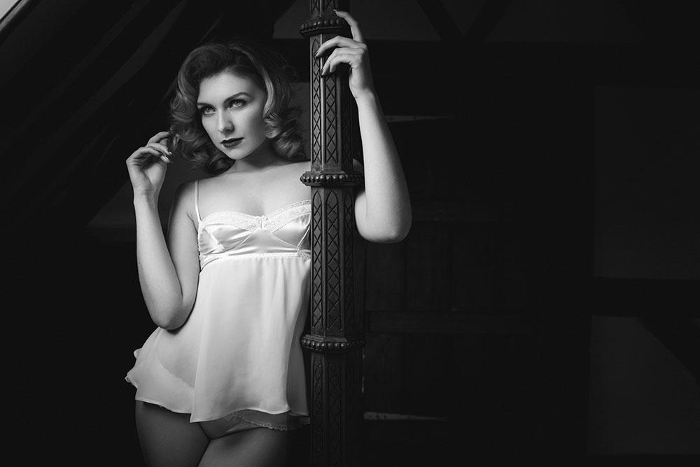 Felicity Furore Boudoir Lingerie Masterclass © Tigz Rice Studios 2016