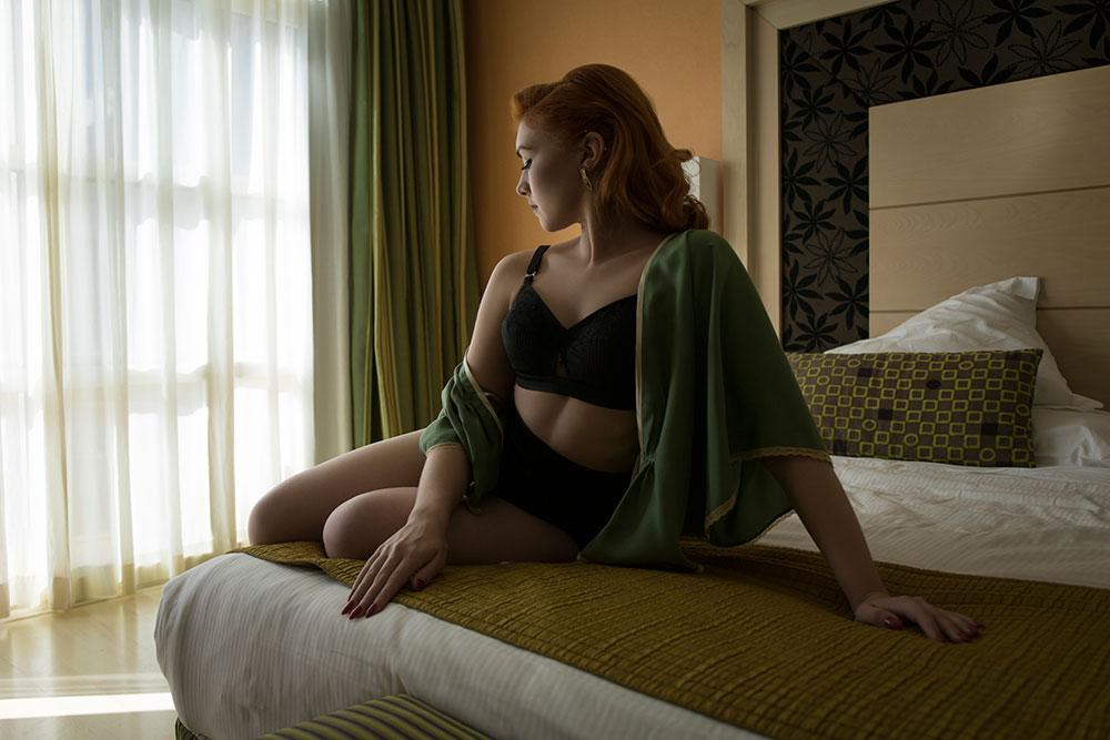 Felicity Furore Boudoir Overseas Lanzarote by Tigz Rice