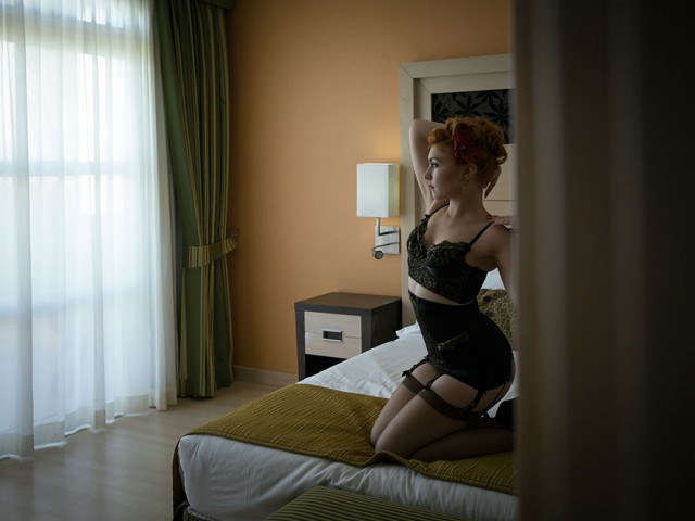 Boudoir Overseas Part One: Lingerie