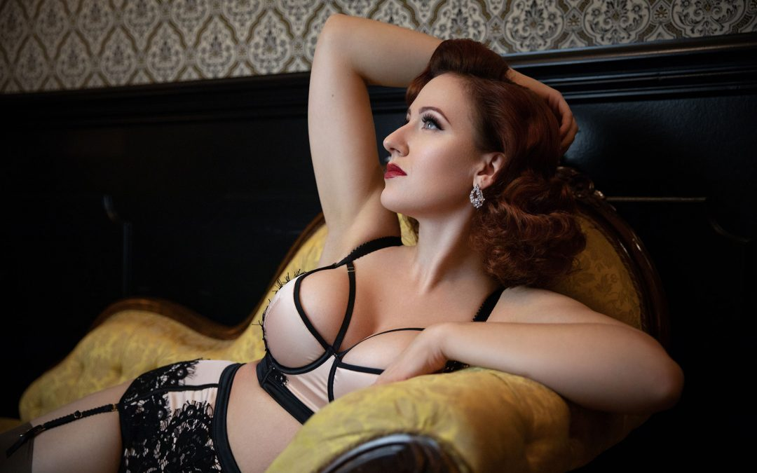 An Interview With: Swedish Pinup Rebecca Tropp