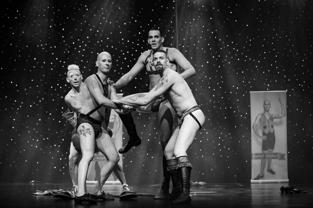 Icons And All Stars Showcase at Burlesque Hall of Fame 2019 © Tigz Rice Ltd 2019. https://www.tigzrice.com