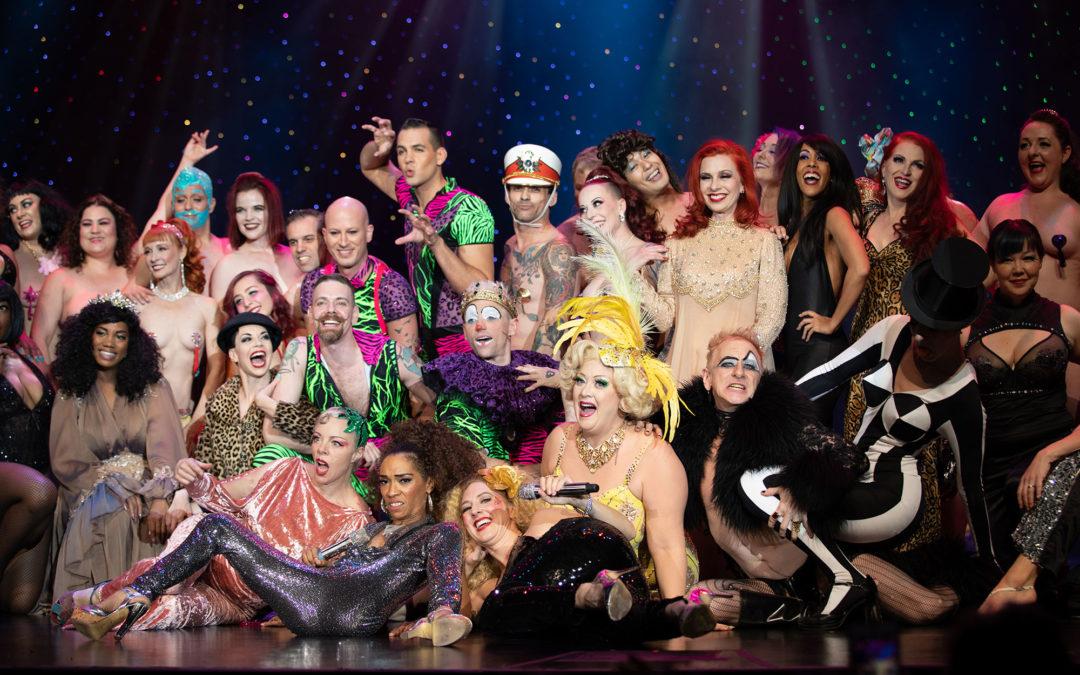 Burlesque Hall of Fame 2019 Weekender