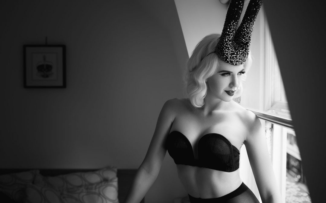 Giving the Gift of Boudoir Photography