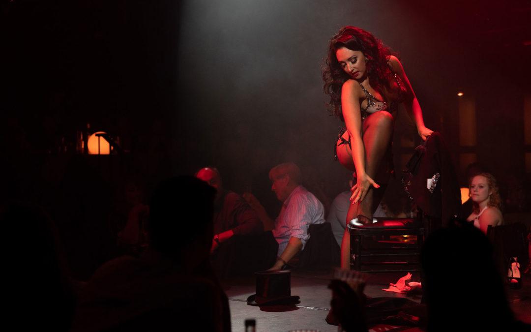 Incredible Regular London Burlesque Shows
