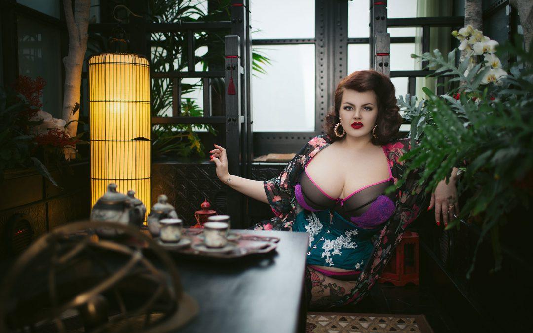 An Interview with Georgina Horne: Fuller Figure Fuller Bust