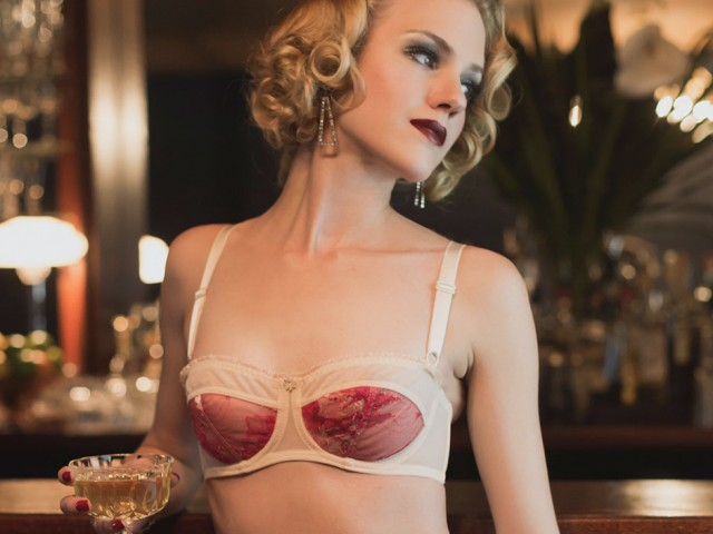 What Katie Did S/S 2015 Lingerie Collection