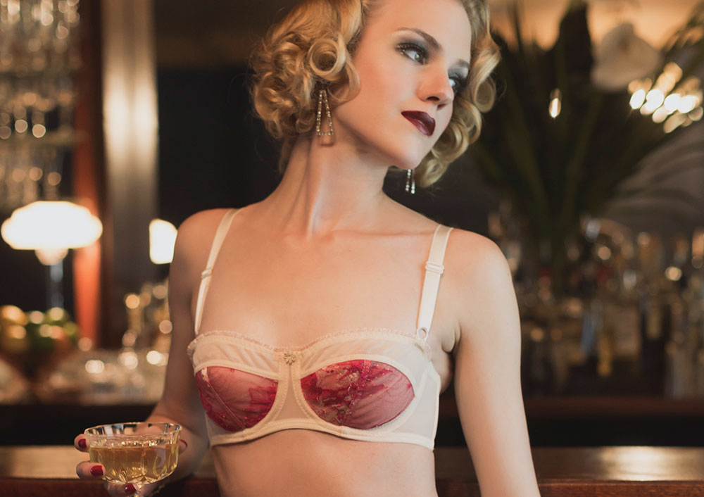 9f87a8b363dbd What Katie Did S/S 2015 Lingerie Collection