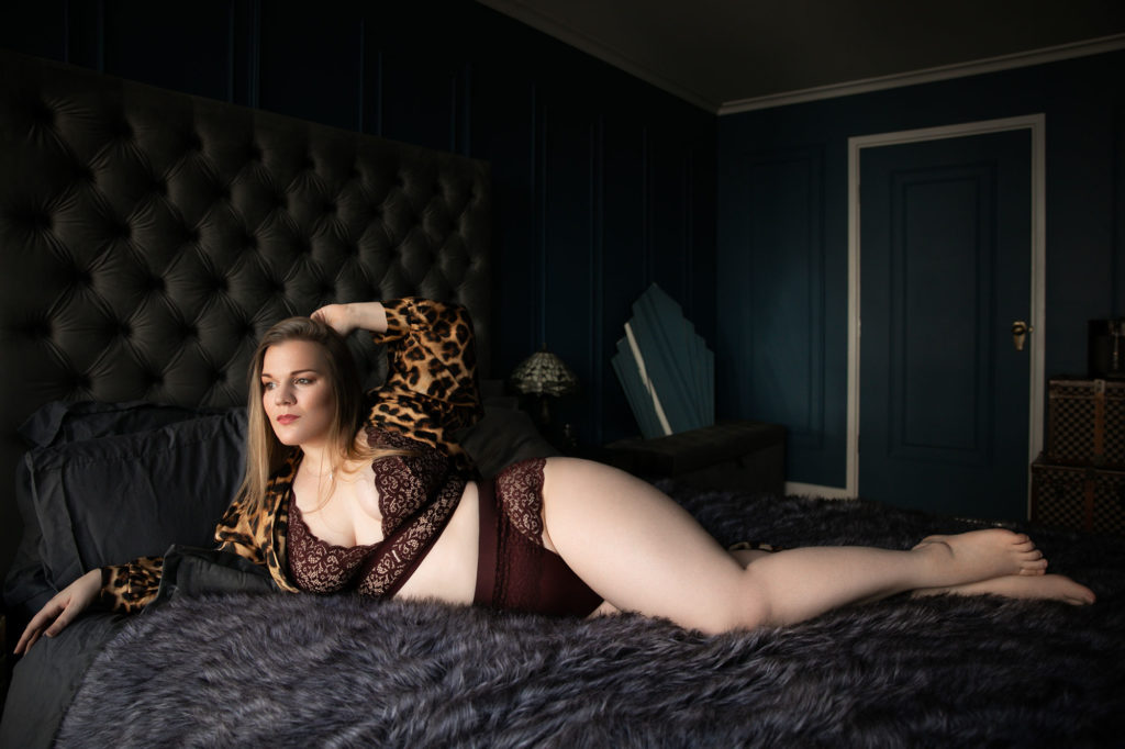 making myself a priority - Setting better personal life boundaries with Hertfordshire UK boudoir photographer Tigz Rice