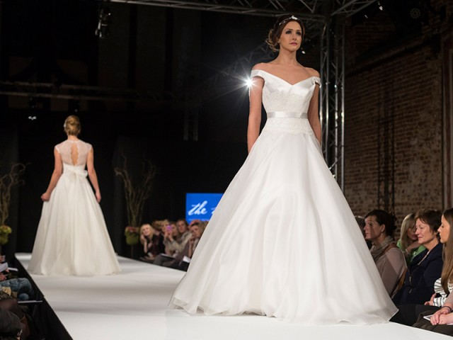 St Albans Fashion Week Bridal Couture