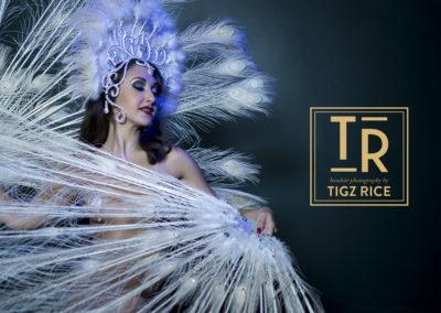 Tigz Rice Boudoir Package Voucher Front