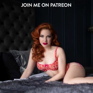 Tigz Rice is creating Boudoir Photography on Patreon